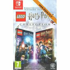 LEGO Harry Potter Collection (1-4 Anni + 5-7 Anni) - Nintendo Switch [ITA]