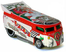 (F) Liberty REBEL RUN Volkswagen Christmas VW Drag Bus SANTA'S SLED Low #015/200