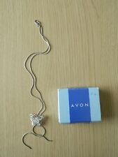 AVON STERLING SILVER FLORENCE NECKLACE