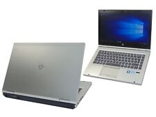 HP EliteBook 8470p Laptop Core i5 3rd Gen 2.60GHz 4GB Ram 320GB HDD Warranty