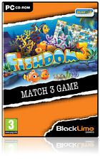 Fishdom 3 III (PC DVD) NEW SEALED