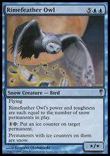 MTG RIMEFEATHER OWL EXC - GUFO GELOPIUMA - CSP - MAGIC