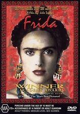 Frida DVD 2 Disc Edition Salma Hayek Alfred Molina Ashley Judd Antonio Banderas