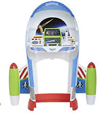 Toy Story Disney 4 Buzz Lightyear Star Command Center with Lights Sounds