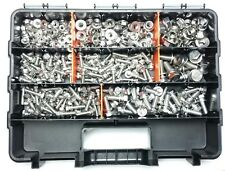 STAINLESS NUT & BOLT KIT 300PC SUIT Datsun 1000,1200,1600,510,120y,180b, 200b