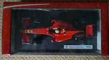 Hot Wheels Ferrari F60 - Felipe Massa 1/18 scale  F9966
