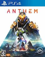 PS4 Anthem PlayStation 4 Japan F/S