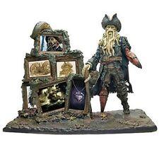 Pirates Of The Caribbean, Davy Jones Scene Statue, Master Replicas, New, Very De