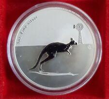 Kangaroo australia 2012 privy f15 1 oz ARGENTO 999 silver