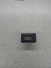 Toro Hourmeter Kit- TimeCutter SS (2011 & up models) 120-5498 116-5461