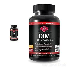 Dim Diindolylmethane 100mg Capsule 120 Count Health Care Dietaray Supplement Add