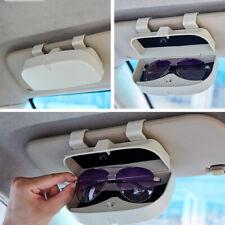 Porte-lunettes Boite De Soleil Voiture Couverture Stockage Box Car Glasses Clip