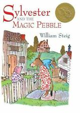 Sylvester and the Magic Pebble: William Steig: Hardbound Book:  FLAWLESS, NO JKT