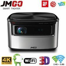 "JMGO N7 Smart DLP Projector 4K 1080P Harman Kardon Stereo Home Theater 300"" 3D"