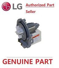 LG FRONT LOAD WASHING MACHINE MOTOR ASSEMBLY PUMP  EAU61383505