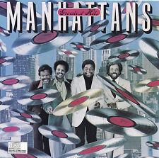 MANHATTANS - CD - GREATEST HITS