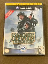 Nintendo Gamecube Video Game Medal of Honor Frontline EA Games Rated T