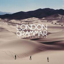 "London Grammar, Oh Woman Oh Man, NEW/MINT Numbered Ltd edition 7"" vinyl single"