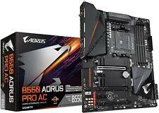 Gigabyte B550 Aorus PRO AC Gaming Motherboard