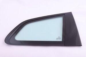BMW X3 Series E83 LCi Trim Side Glass Window Rear Right AS2 O/S Glanzschwarz