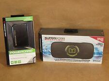 Monster SuperStar BackFloat Waterproof Bluetooth Speaker & Monster battery