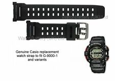 Original Casio Reloj strap.replacement para G-9000 G-shock Reloj (código:716-gd21)