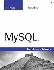 Mysql [9780321833877] - Paul Dubois (Paperback) New