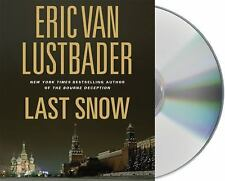 Jack Mcclure/Alli Carson Novels: Last Snow  by Eric Van Lustbader (2010, 6 CD'S.