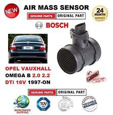 FOR OPEL VAUXHALL OMEGA B 2.0 2.2 DTi 16V 1997-ON AIR MASS SENSOR HOUSING 5PIN