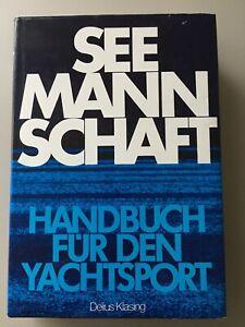 Seemannschaft, 22. Auflage von 1991, gebundenes Buch, 3768805239, Delius Klasing