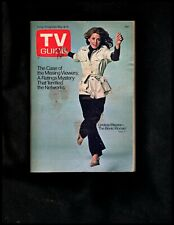 TV GUIDE MAY8 1976 (LINDSEY WAGNER)  FREE SHIPPING ON $15 ORDER!