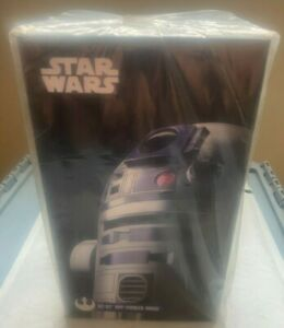 *NEW* Star Wars R2-D2 APP-ENABLED DROID Sphero Authentic Movement Sound LED