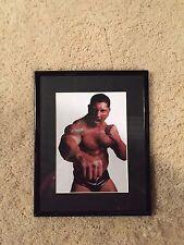 WWE Batista Framed Portrait