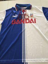 Maillot Football Atletico Madrid Saison 1995/96 Puma Bandai Liga