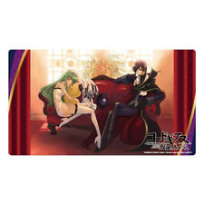 Code Geass Rebellion Lelouch & C.C Ver.B Card Character Rubber Playmat Vol.39