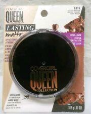 Covergirl Queen Collection Lasting Matte Face Powder # Q415 Golden Medium .37 Oz