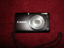 Canon Digital Camera PowerShot A2300 16.0MP  - Black