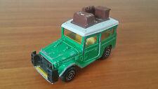 Véhicule Miniature Majorette « 4x4 Toyota »  Bon Etat
