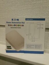 EATON HOMECT Home Automation Hub, White