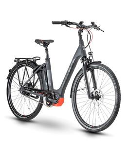 "HUSQVARNA Gran City GC4 CB 28"" 52RH City Bike E-Bike Elektrofahrrad"
