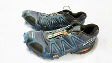278b0394349c 10 44 Salomon Speedcross 3 Mens Blue Black M S Contagrip Ortholite Running  Shoes