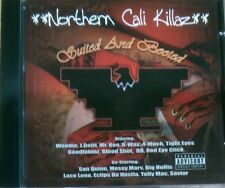 Northern Cali Killaz, Vol. 1 [PA] by Various Artists (CD, Oct-2008, (Independen…