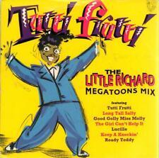 "Tutti Frutti(7"" Vinyl P/S)The Little Richard Megatoons Mix-Cookie Jar-J-VG/VG"