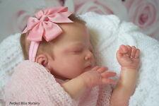 * PBN * Yvonne Etheridge bébé reborn fille sculpter Yona 0117 par Christa Götzen