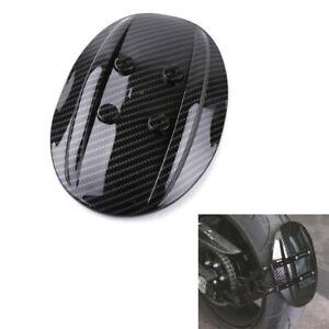 Motorcycle Rear Wheel Fender Cover Splash Guard Mudguard For Yamaha Kawasaki