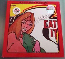 LP Ennio Morricone EAT IT Mangiala (Coloured) Vinile Ost Edizione Limitata