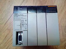 OMRON CQM1H CPU51 impecable, solko uso didactico nunca en produccion