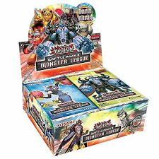 1 (ONE) Yu-Gi-Oh Battle Pack 3: Monster League new sealed booster pack from box