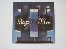 Boyz II Men LP Record Photo Flat 12x12 Poster