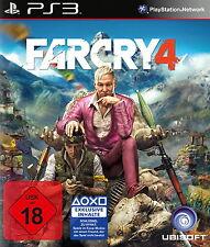 PS3 / Sony Playstation 3 Spiel - Far Cry 4 (mit OVP) (USK18) (PAL)
